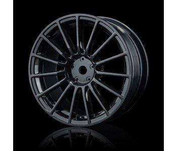 MST LM Wheel 24mm (4) / Black