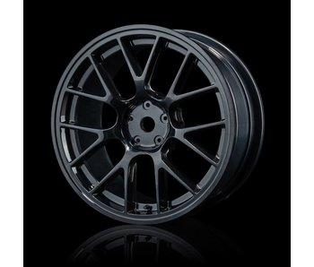 MST RE Wheel 24mm (4) / Black