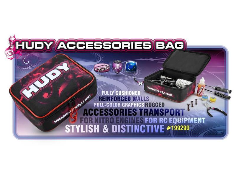 Hudy H199290 - Accessories Bag