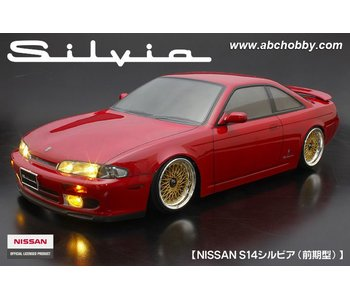 ABC Hobby Nissan Silvia S14 (Early ver.)
