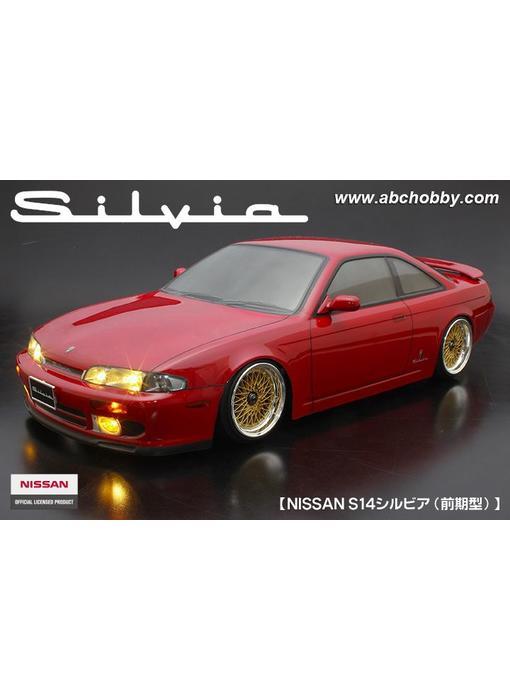 ABC Hobby Nissan Silvia S14 (Early ver.)
