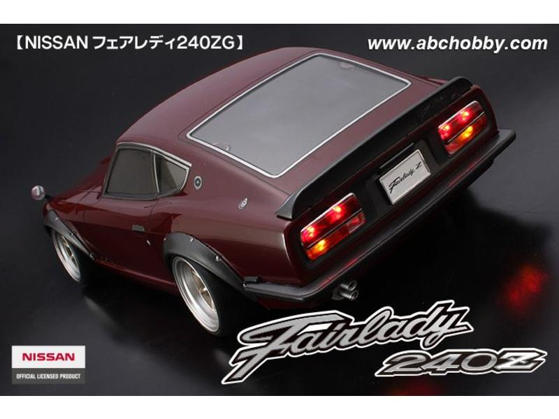 ABC Hobby 66151 - Nissan Fairlady Z (S30 / 240ZG) + Over Fender Kit