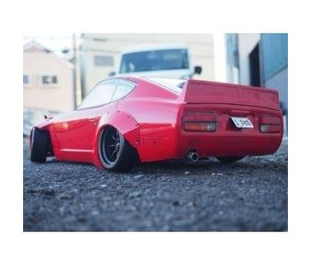 Addiction RC Nissan Fairlady Z Rocket Bunny PANDEM Body Kit - Duck-Tail Wing