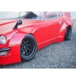 Addiction RC AD018-2 - Nissan Fairlady Z Rocket Bunny PANDEM Body Kit - Fender Kit