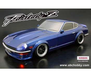 ABC Hobby Nissan Fairlady Z (S30 / Wangan) + Over Fender Kit