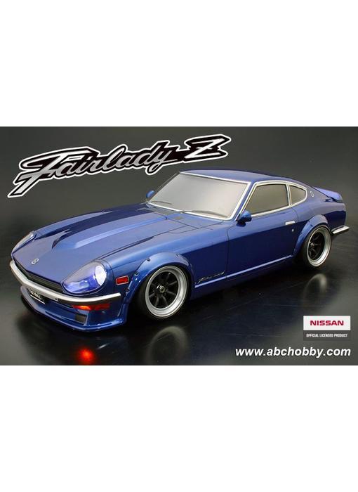 ABC Hobby Nissan Fairlady Z (S30 / Wangan) + Over Fender Kit