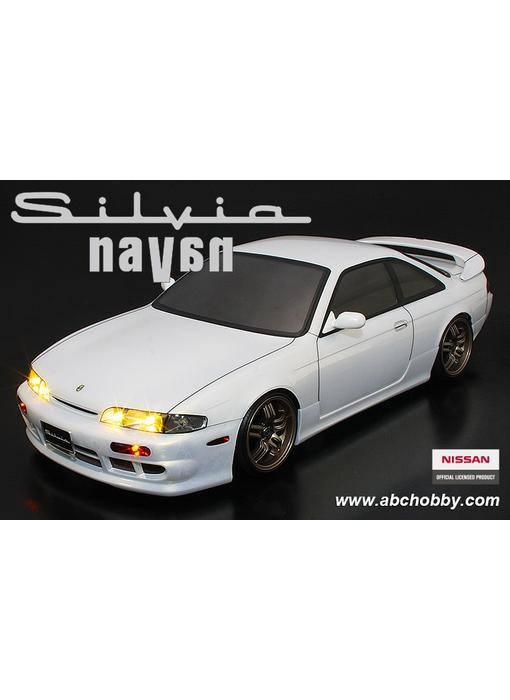 ABC Hobby Nissan Silvia S14 (NAVAN type)