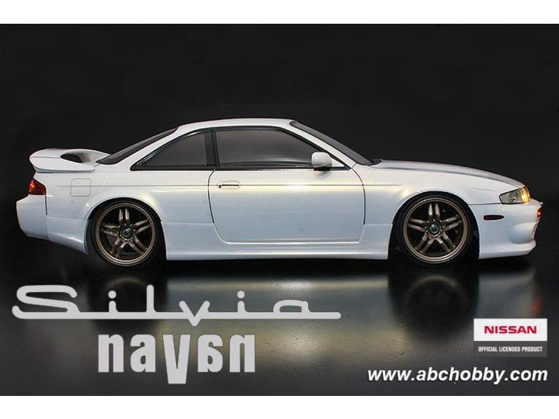 ABC Hobby 66189 - Nissan Silvia S14 (NAVAN type)