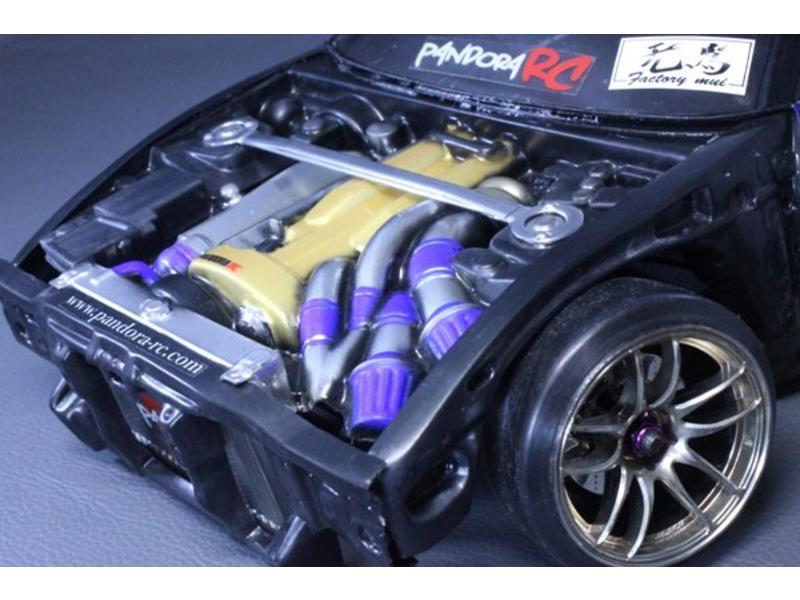 Pandora RC PAI-801 - Engine Bay Set (SR/RB/FA)