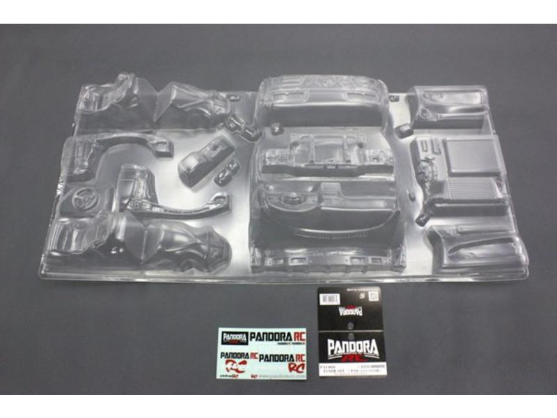 Pandora RC PAI-800 - Inner Set for S13