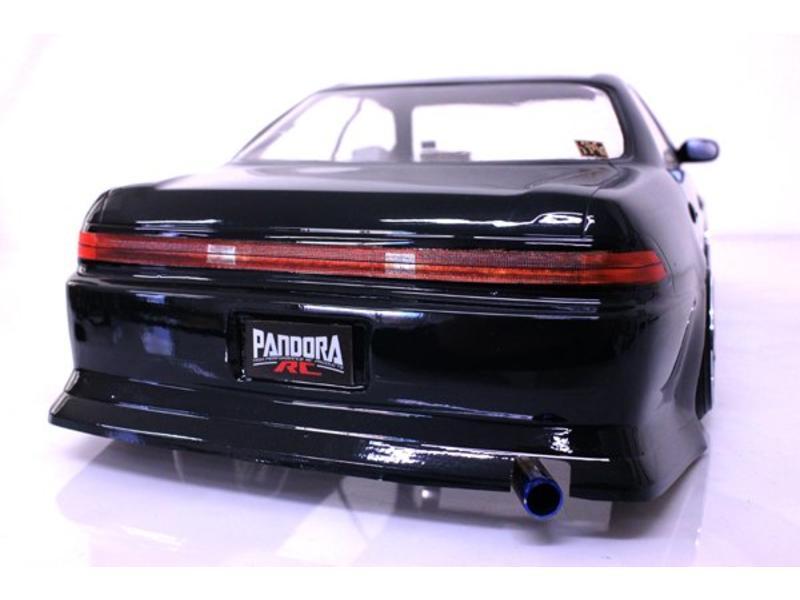Pandora RC VGP-605 - 3D Graphic Decal Taillight