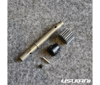 Usukani Top Shaft Set with 20T Gear