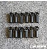 Usukani PDS-01 - 4.8mm Ball End Set (12pcs)