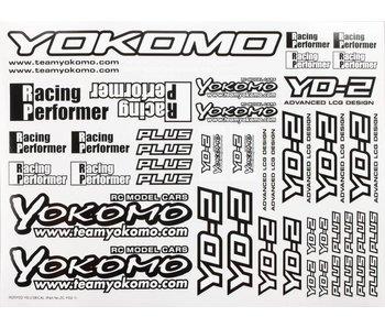 Yokomo YD-2 Decal