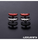 Usukani US88188-R - Aluminium Brake Calipers Large for PDS/MST (2pcs) - Red- DISCONTINUED