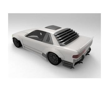 Addiction RC Military Parts for Nissan Silvia S13