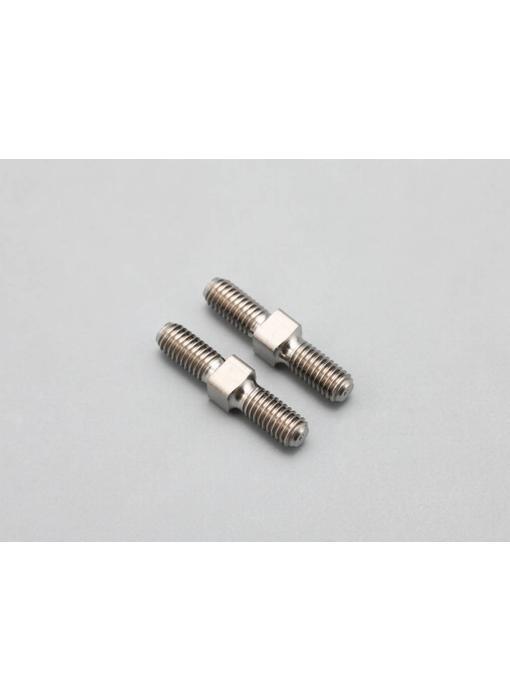 Yokomo Titanium Turnbuckle 16mm (2pcs)