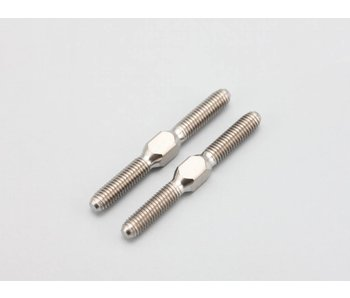 Yokomo Titanium Turnbuckle 29mm (2pcs)