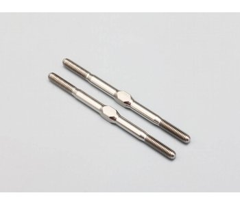 Yokomo Titanium Turnbuckle 52mm (2pcs)