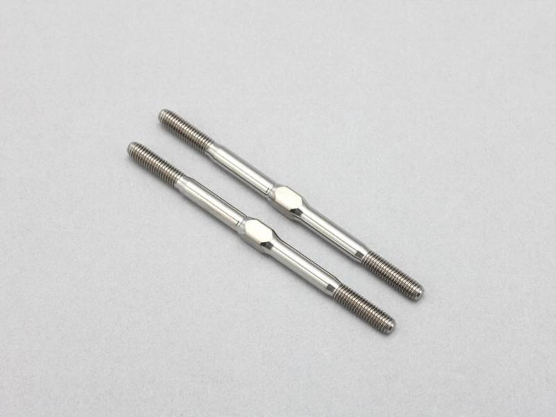 Yokomo ZC-TB55B - Titanium Turnbuckle 55mm (2pcs)