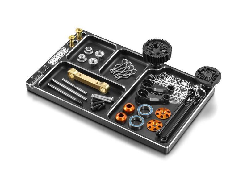 Hudy H108190 - Aluminium Parts Tray