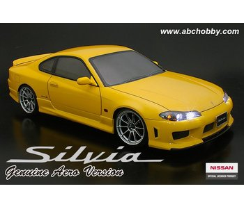ABC Hobby Nissan Silvia S15 (Genuine Aero Parts Type)