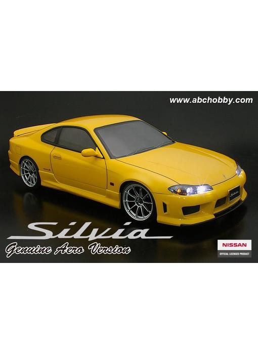 ABC Hobby Nissan Silvia S15 (Genuine Aero Parts Type)