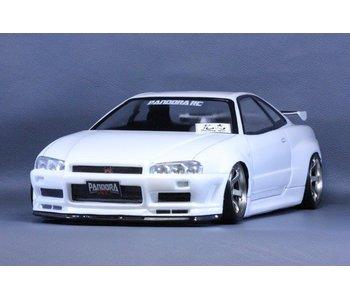 Pandora RC Nissan Skyline R34 (GT-R V-spec II)