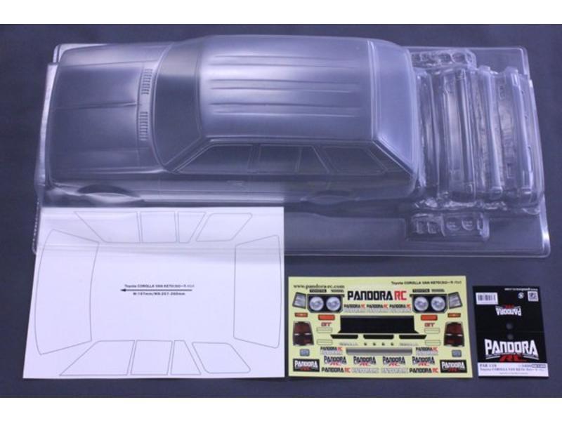Pandora RC PAB-2159 - Toyota Corolla Van (KE70)