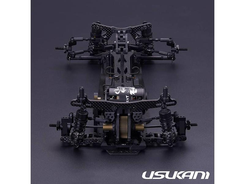 Usukani US88190 - PDSH (High Motor) 2WD 1/10 Chassis Kit