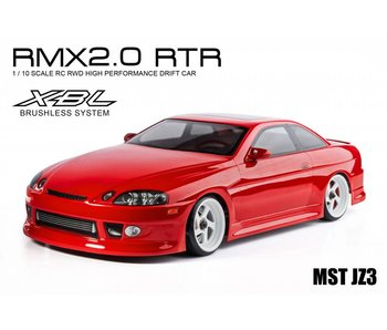 MST RMX 2.0 2WD RTR - Brushless / JZ3 (Toyota Soarer) - Red