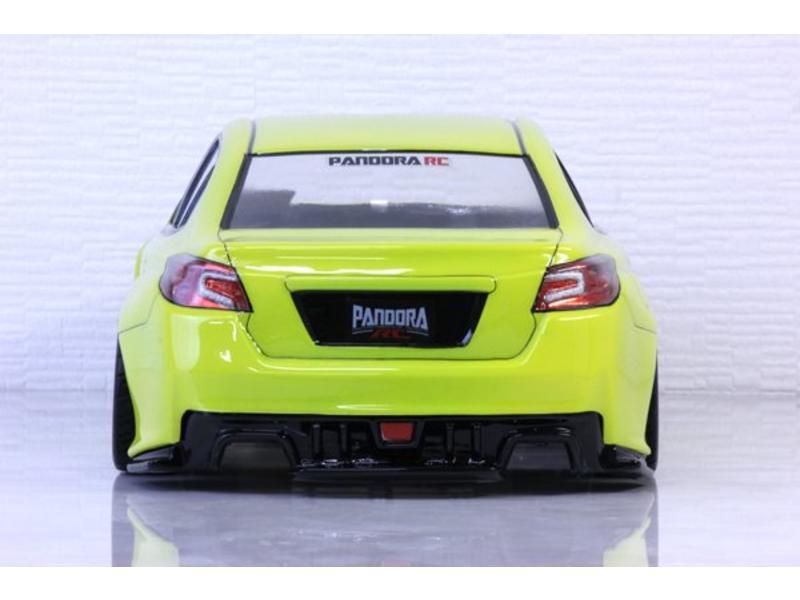 Pandora RC PAB-2187 - Subaru WRX STI