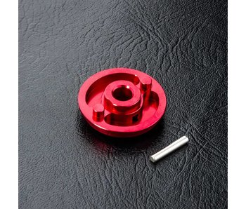 MST Alum. Spur Gear Holder / Red
