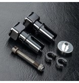 MST Aluminium Front Ball Differential Joint Set