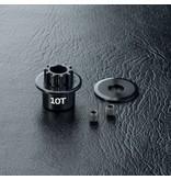 MST Aluminium Pulley / Size: 10T