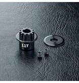 MST Aluminium Pulley / Size: 11T