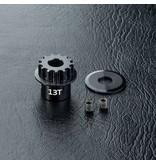 MST Aluminium Pulley / Size: 13T