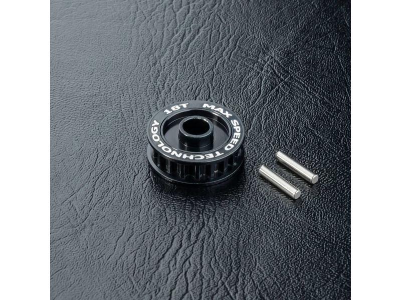 MST Aluminium Pulley / Size: 18T