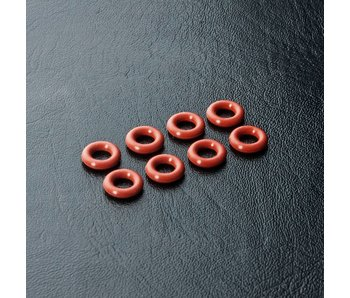 MST O-Ring P4 (8) / Red
