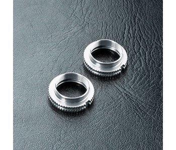 MST Spring Retainer (2) / Silver