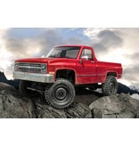 MST CMX 1/10 4WD Off-Road RTR / Body: C-10 (Chevrolet C10) Red