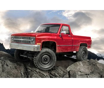 MST CMX Off-Road RTR / C-10 (Chevrolet C10) Red