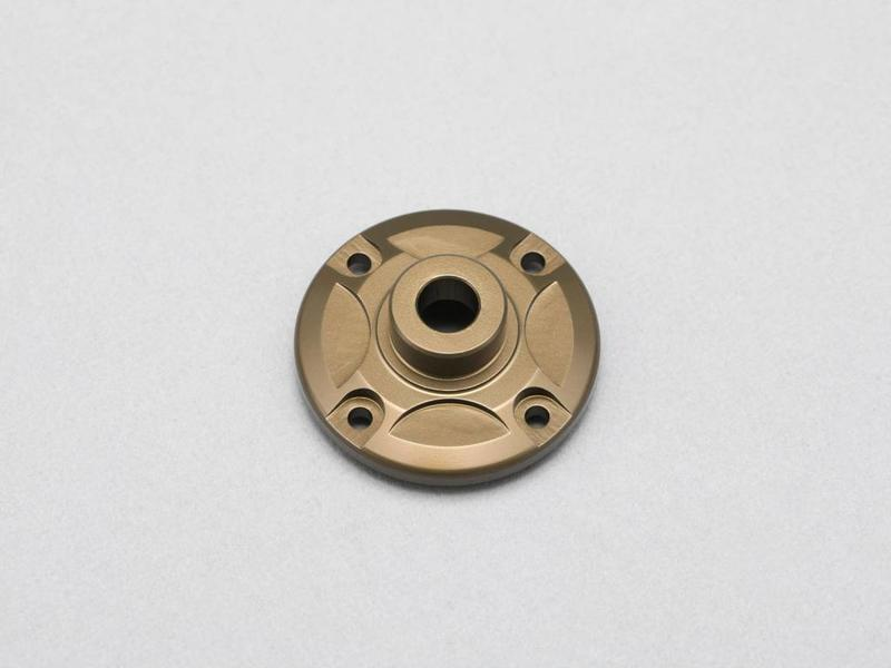Yokomo Z2-503GHC - Aluminum Cap for Gear Diff Case