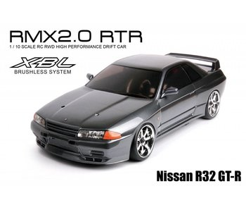 MST RMX 2.0 2WD RTR - Brushless / Nissan R32 GT-R