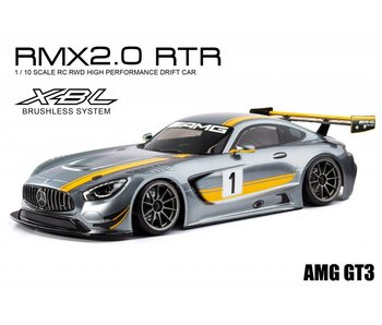 MST RMX 2.0 2WD RTR - Brushless / Mercedes AMG GT - GT3