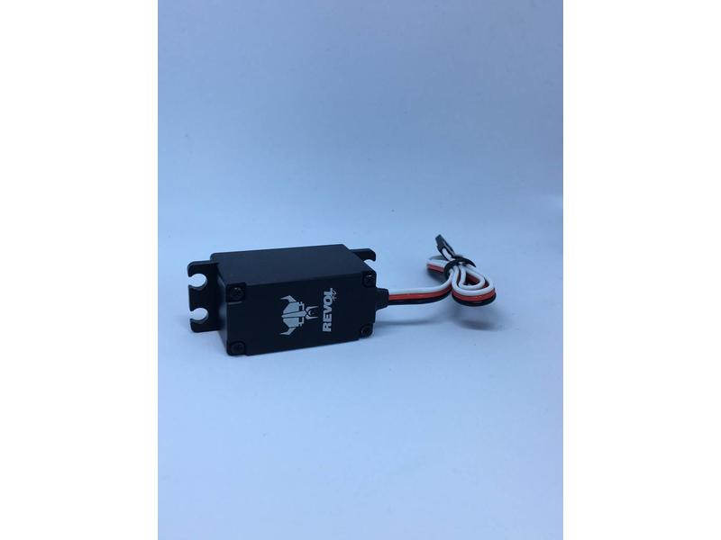 RevolRC RSA11BLS - Full Metal Brushless Drift Servo