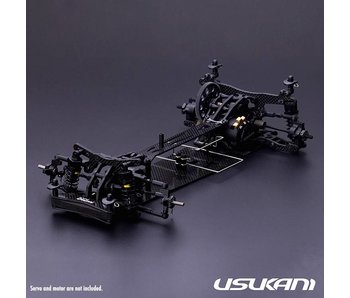 Usukani PDSL 2WD 1/10 Chassis Kit - DISCONTINUED
