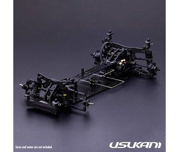 Usukani PDSL 2WD 1/10 Chassis Kit