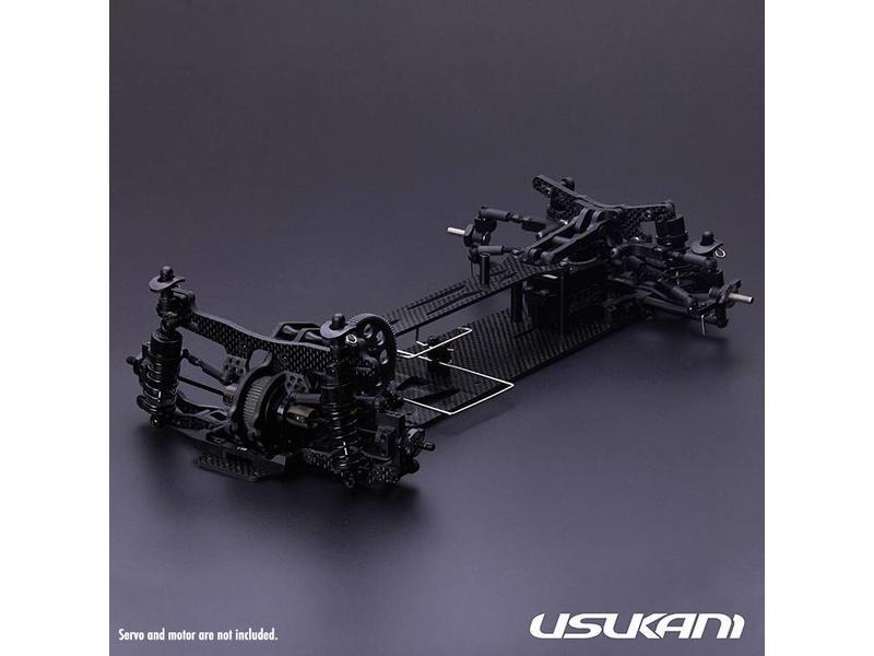 Usukani US88180 - PDS 2WD 1/10 Chassis Kit