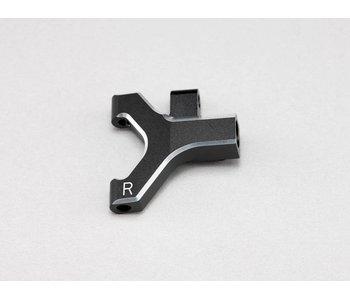 Yokomo Aluminium Front Lower Short A-Arm Right - Black Edge Design (1pc)